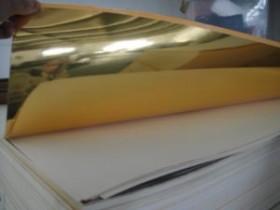 金银卡纸的丝网印刷工艺知识